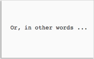 forwords-editing